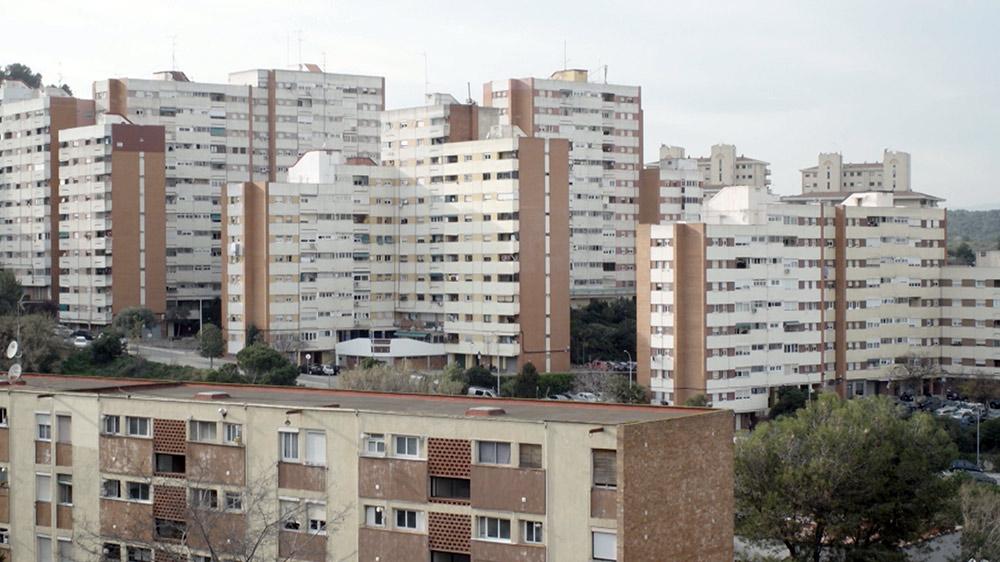 ciudad meridiana, barcelona